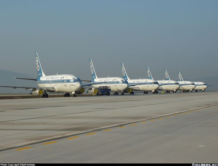 Boeing 737-284/Adv aircraft picture
