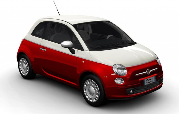 Fiat 500 Limited Edition Lounge