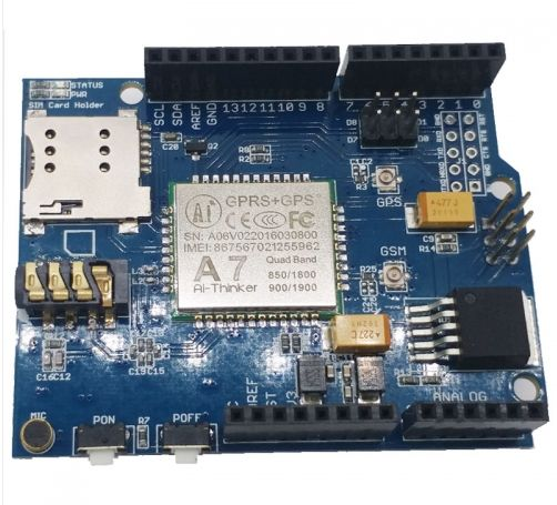 A7 GSM/GPRS+ GPS