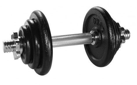 Dumbellset RS 10 KG  Description: DeDumbellset RS 10 kgis ideaal voor een gevarieerde training. Omdat je kunt trainen met een gewicht van 2 tot 10 kg bepaal je zelf de intensiteit van je training ook zorgt het ervoor dat je al je spiergroepen met een aangepast gewicht kunt trainen. Daarnaast biedt deDumbellset RS 10 kgde mogelijkheid om je training langzaam op te bouwen. Dit maakt deze set geschikt voor zowel de beginnende als de gevorderde trainer. De set is gemaakt van een hoge kwaliteit…