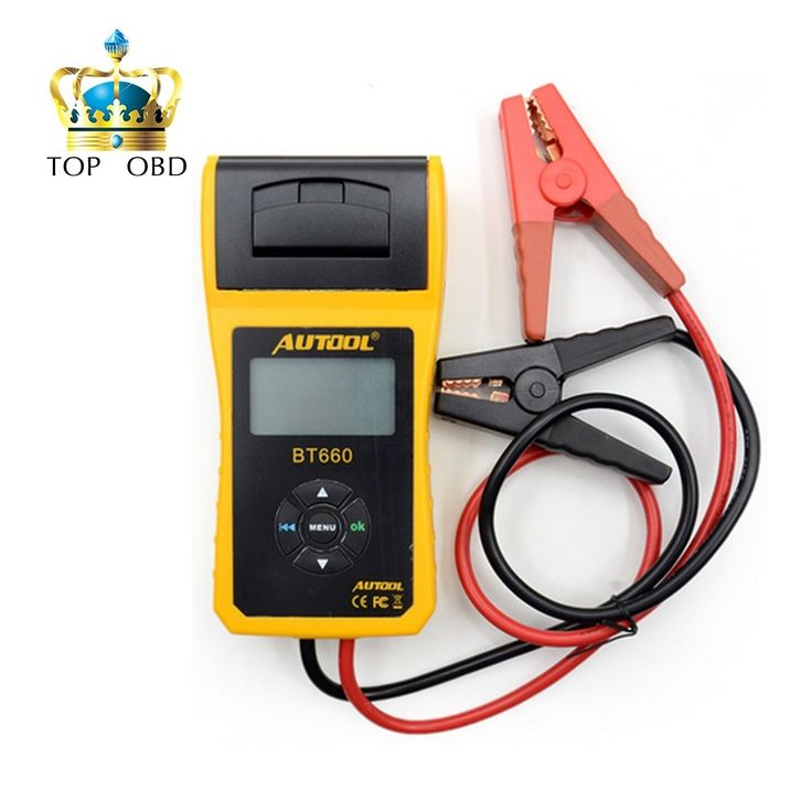 98.00$  Watch now - http://alikrk.worldwells.pw/go.php?t=32788908500 - Multi-language AUTOOL BT660 Battery Tester Built-in Thermal Printer BT-660 Battery Tester Almost for all Auto Diagnostic Tool 98.00$