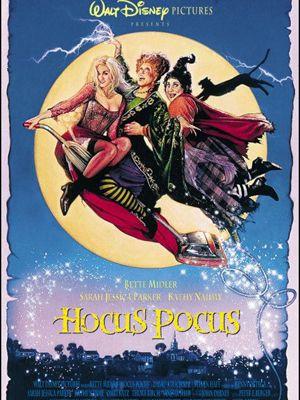 Hocus Pocus is coming to Disneyworld!