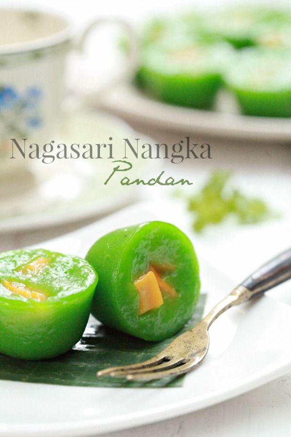 masam manis: Nagasari Nangka Pandan
