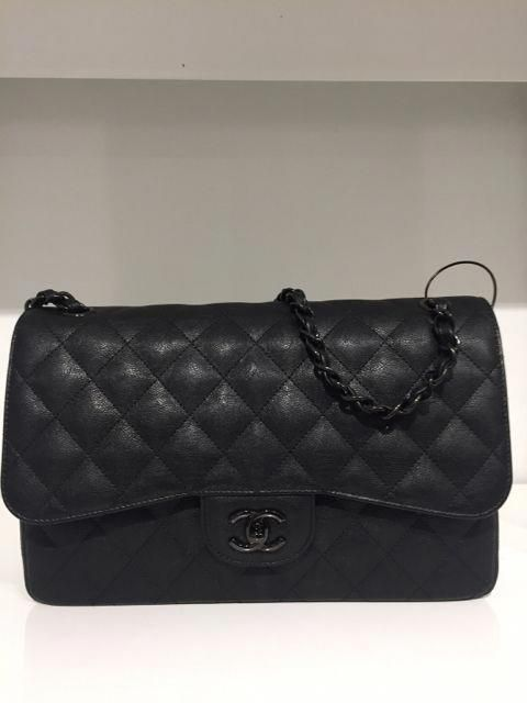 00f00d0190a5a Chanel So Black SS17 #Chanelhandbags   Chanel in 2019   Pinterest ...