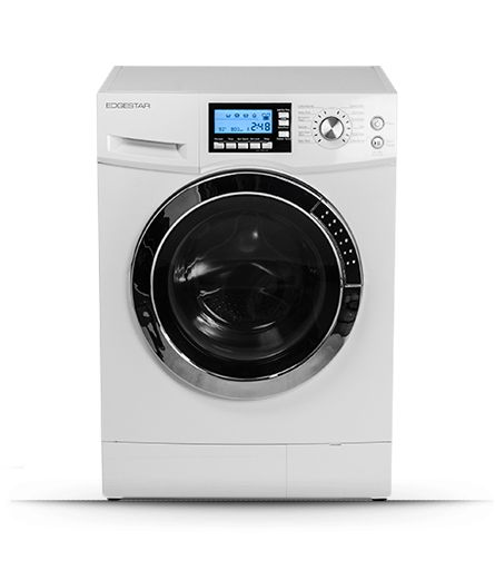 Combo washer/dryer. Compact appliances for all your tiny house needs!