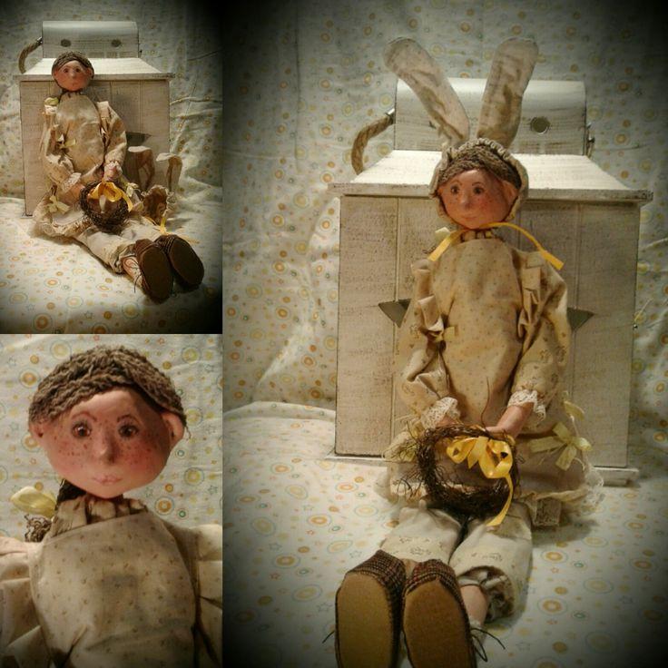 Ooak doll Lucy by Rustiikkitupa on Etsy