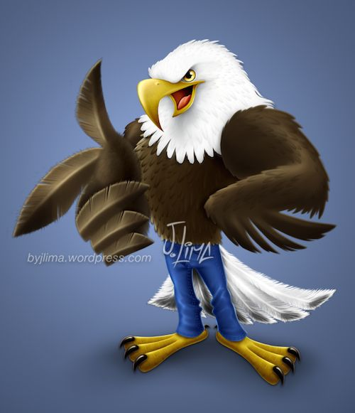 Eagle character