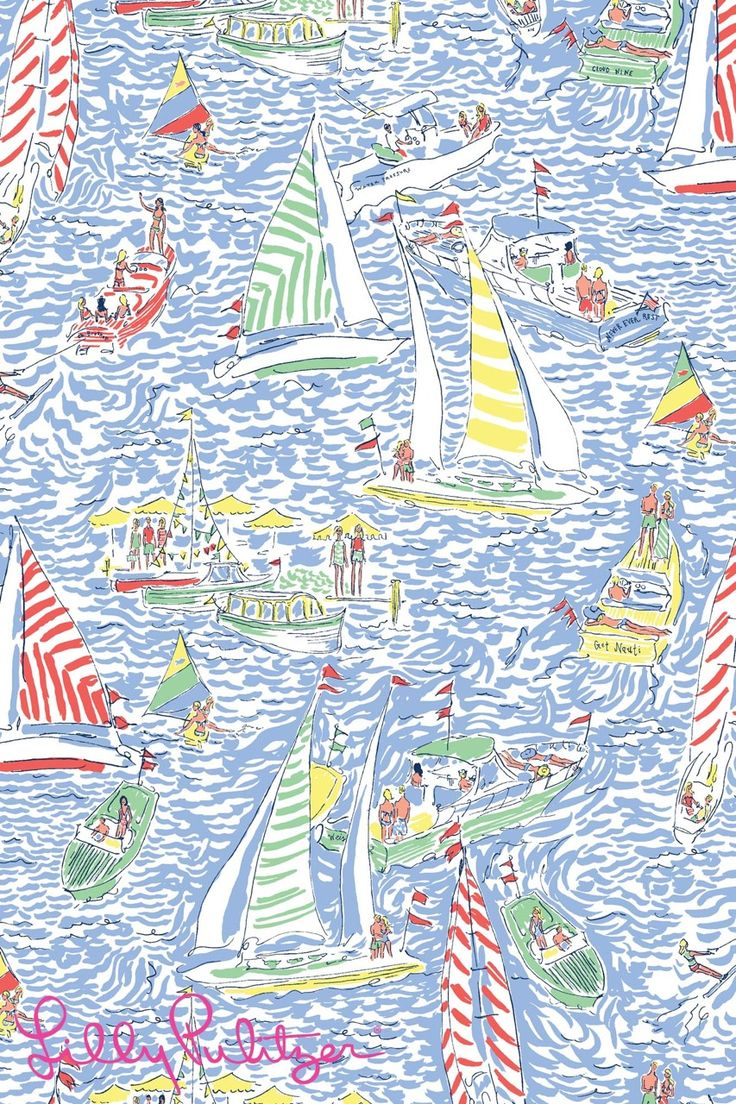 Lilly Pulitzer print