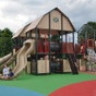 Ponderosa Park Opens in Scotch Plains - Westfield, NJ Patch. Logan and I went here and he played solidly for 2 hours...great sprinklers and playground equipment. SOOO fun!