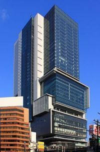 New 34-floor commercial complex Shibuya Hikarie opens