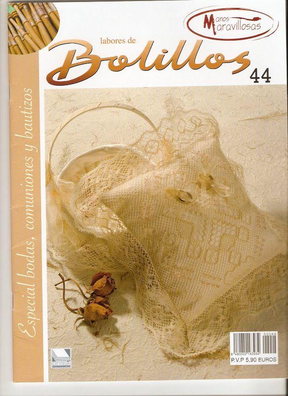 LABORES DE BOLILLOS Nº44 - Angel vara - Álbumes web de Picasa
