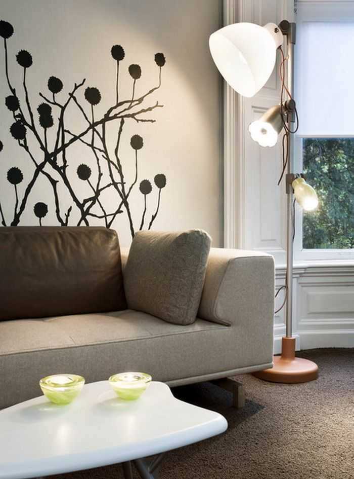 Modern Living Room Murals 29 best interior deco & mural paintings images on pinterest | home