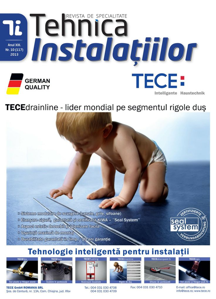 Revista Tehnica Instalatiilor nr. 10_117_2013