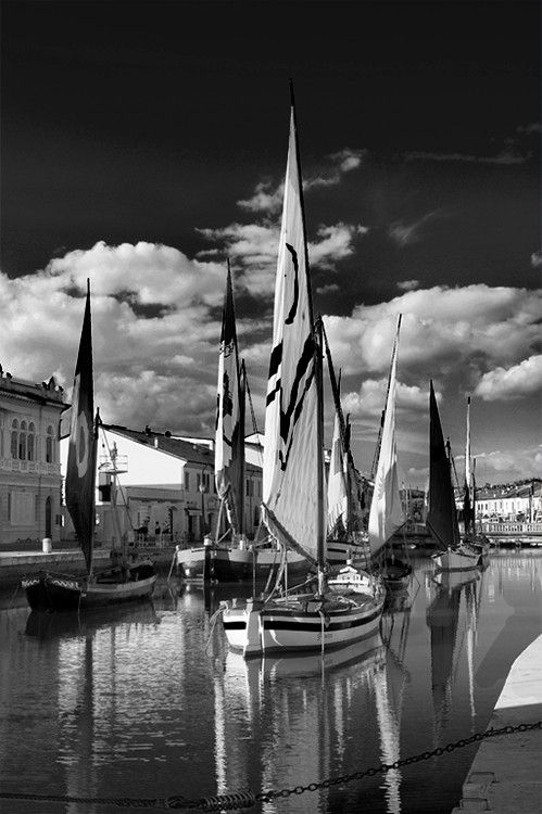 Cesenatico - Italia by Barbara Scarafiocca on 500px