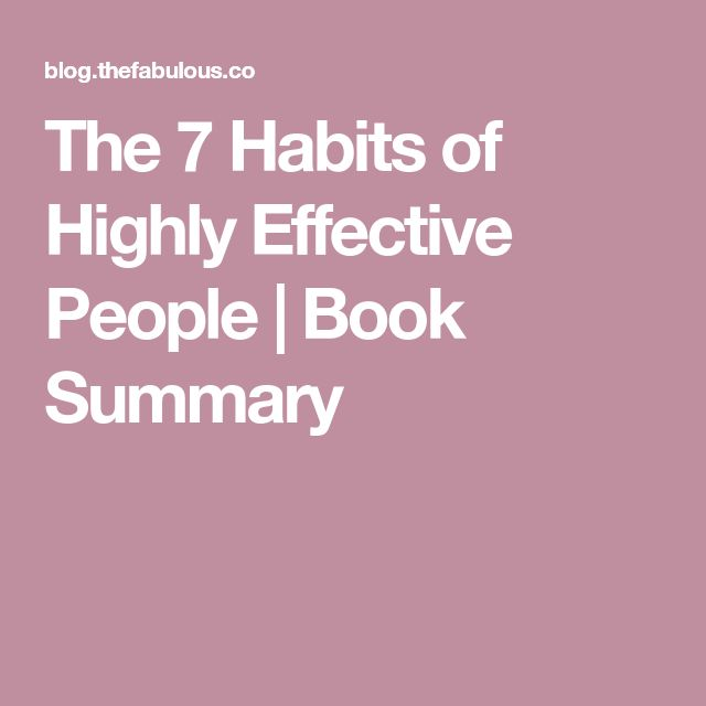 Best 25 Highly Effective People Ideas On Pinterest