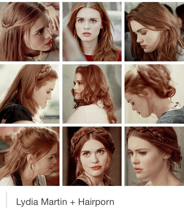 Holland Roden as Lydia Martin                                                                                                                                                                                 More
