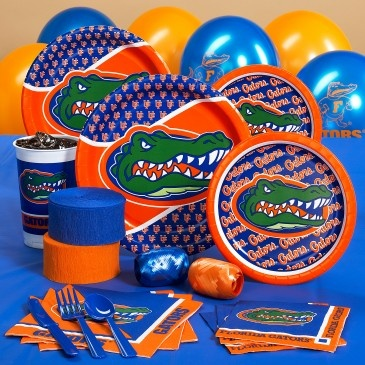 Florida Gator - Party Supplies