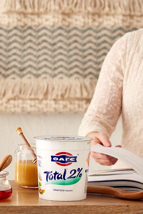 Με την πλούσια, κρεμώδη υφή του το Total είναι το αστέρι της κουζίνας.