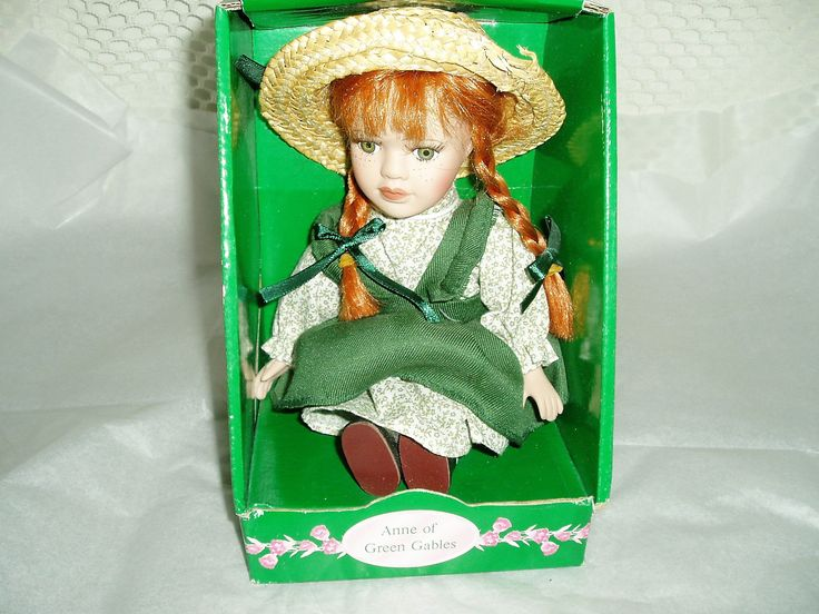 Anne Of Green Gables China Doll Pei Canada Lucy