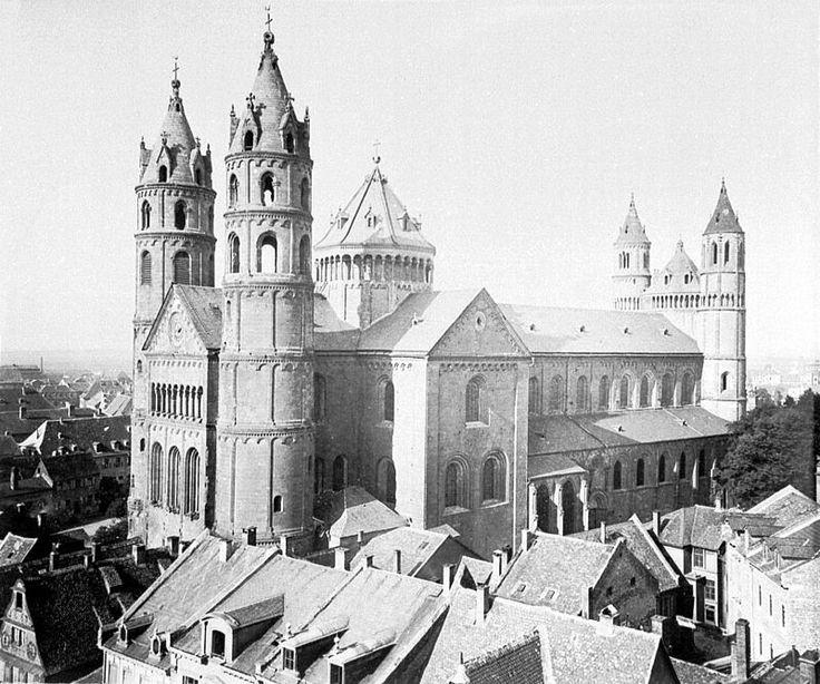 17 best Medieval architecture_Romanesque period images on - haus der küchen worms