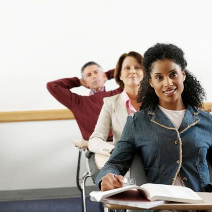 Tips for Adults Going Back to School