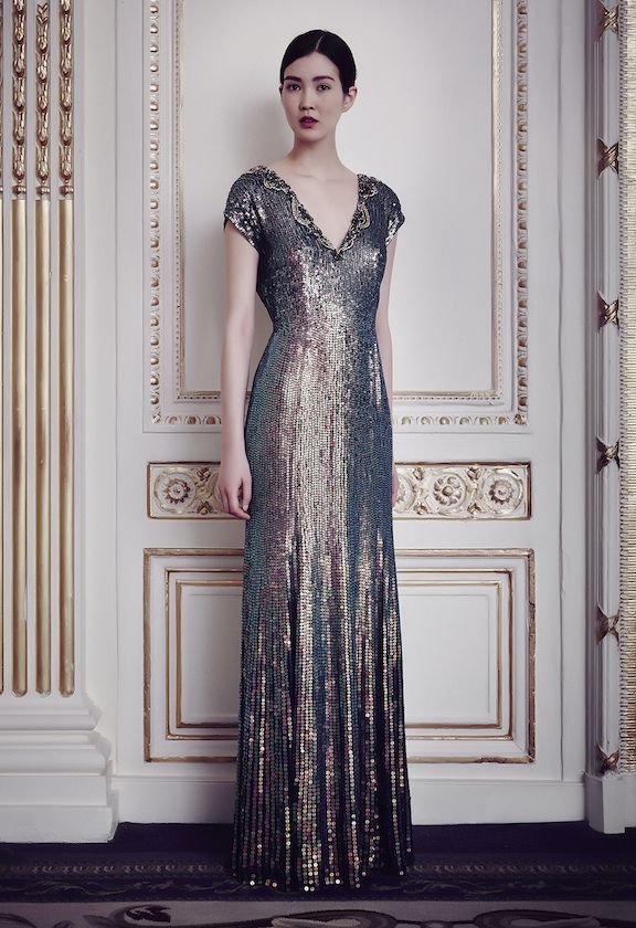 Love this, I just found Jenny Packham designer. Don't think I would ever need any of her designs, but they are really fun to look at.