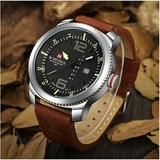 Naviforce super stylist, analog watch with day / date display