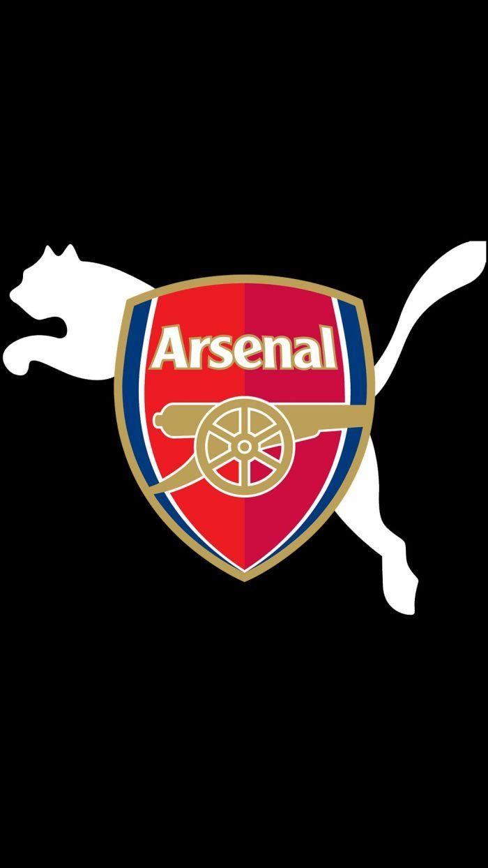 Arsenal Puma Iphone Wallpaper The Gunners Arsenal Wallpapers Team Wallpaper Iphone Logo