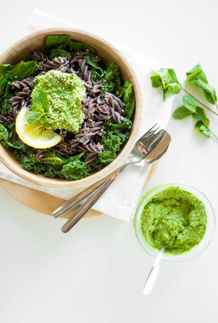 Feel Good Kitchen — Hyvän mielen kasvisruokablogi