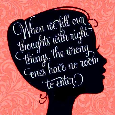 Meaningful Messages...Philippians 4:8 Have the same mind (thoughts and attitudes) that Christ Jesus had. † ♥ ✞ ♥ †