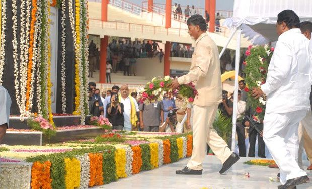 Police Commemoration Day: Chandrababu pays tribute to police martyrs   - Read more at: http://ift.tt/1jArhHO