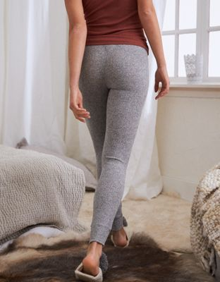 636004bacccde Aerie Ribbed Sleep Legging by American Eagle Outfitters | Forget ...