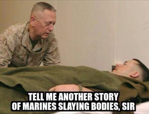 17 Of The Best General Mattis Memes Military Humor