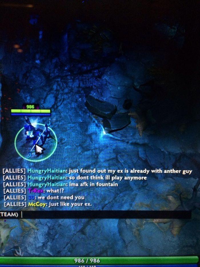 tough life of progamer