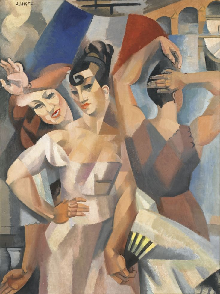 L'Escale, 1935 by André Lhote (French, 1885–1962)