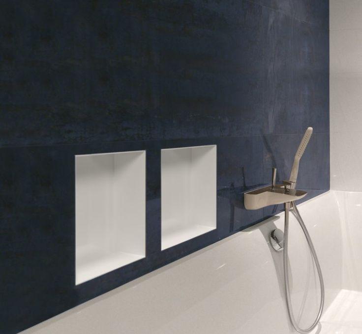 Con el nuevo C – BOX sin bordes podrá crear fácilmente más espacio para el almacenamiento de artículos de baño. Esta hornacina en la pared está hecha de acero inoxidable de alta calidad y están disponibles en varios tamaños y colores. La serie C – BOX tiene una profundidad ajustable (0 a 55 mm) para …