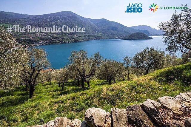 """#TheRomanticChoice Location:#MonteIsola (BS) Photo Credit: @franzini_sara  Rules: http://www.iseolake.info/it/blog/contest-fotografici  _____________________________________________  Ti ringraziamo per aver condiviso questa immagine di uno dei comuni del lago d'Iseo.  Puoi vincere una visita esclusiva in una cantina della """"Strada del Vino Franciacorta"""" oltre a due bottiglie di Franciacorta Satèn per brindare  in un territorio dal fascino unico!"""