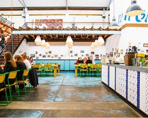 Gordon St Garage Coffee Cafe West Perth