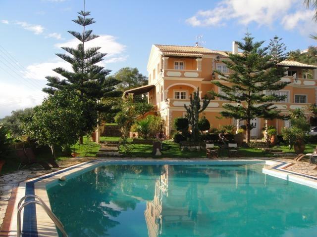 Corfu town Villa For Sale Corfu town & Suburbs
