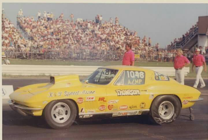 Gasser   Modified Production   Drag cars, Cars, Corvette  Corvette Modified Production Drag Cars