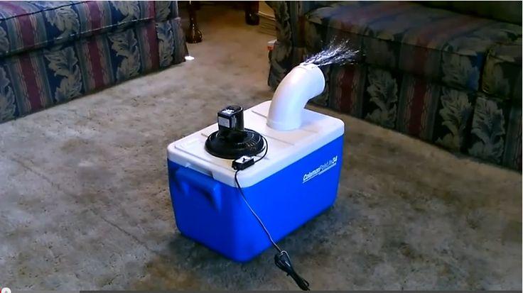 Bricolage : Faites un climatiseur d'une valeur de 300 € pour environ 15 €