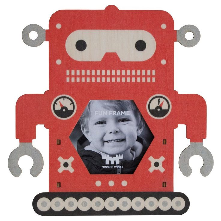 Robot Picture Frame