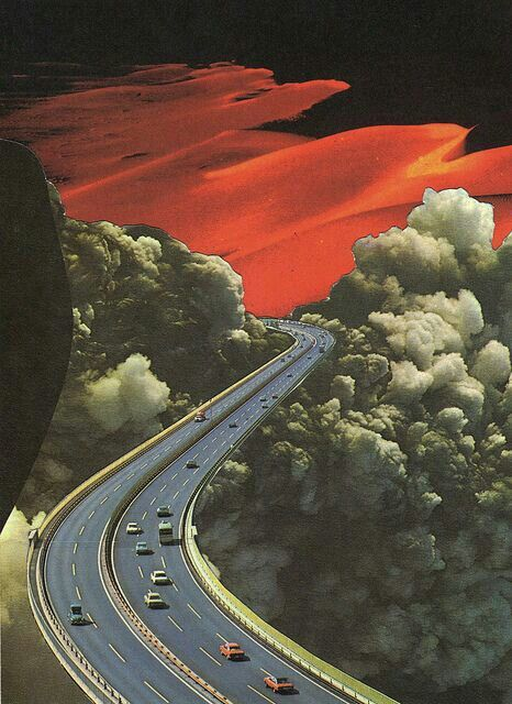 alex colville - highway to hell
