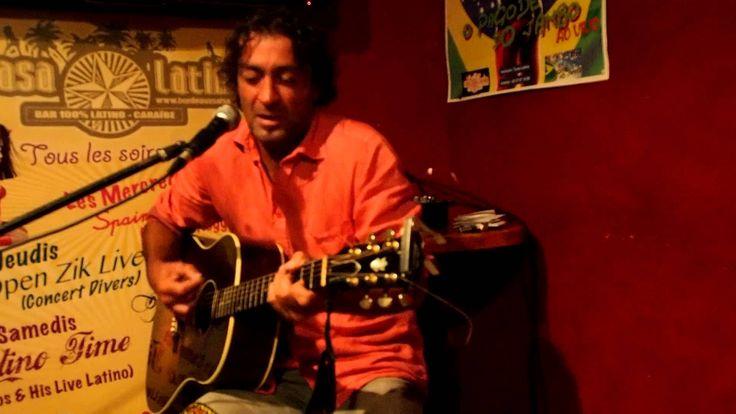 Clandestino (Manu Chao) by MAZIAR One Man Show Open Zik Live Casa Latina. TOUS LES MERCREDIS SPAIN BREAK FRIENDS (Open Mic & Spanish Fire) TOUS LES JEUDIS OPEN ZIK LIVE (Concert divers) TOUS LES VENDREDI BRAZIL TIME (Samba Forro) TOUS LES SAMEDIS LATINO TIME (TAINOS & His Live Latino) TOUS LES DIMANCHES OPEN SUNDAY MUSIK (Live Accoustik)  CASA LATINA 59 QUAI DES CHARTRONS 33300 BORDEAUX Infos / 0557871580 CASA LATINA Tous les soirs un concert https://www.youtube.com/watch?v=CP9ppwV7ZyU