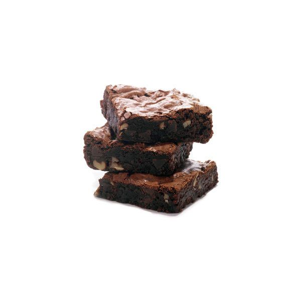 Mocha-Walnut Brownies found on Polyvore