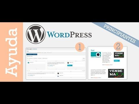 Editor gráfico visual para WordPress | Visual Composer Page Builder Plugin - YouTube