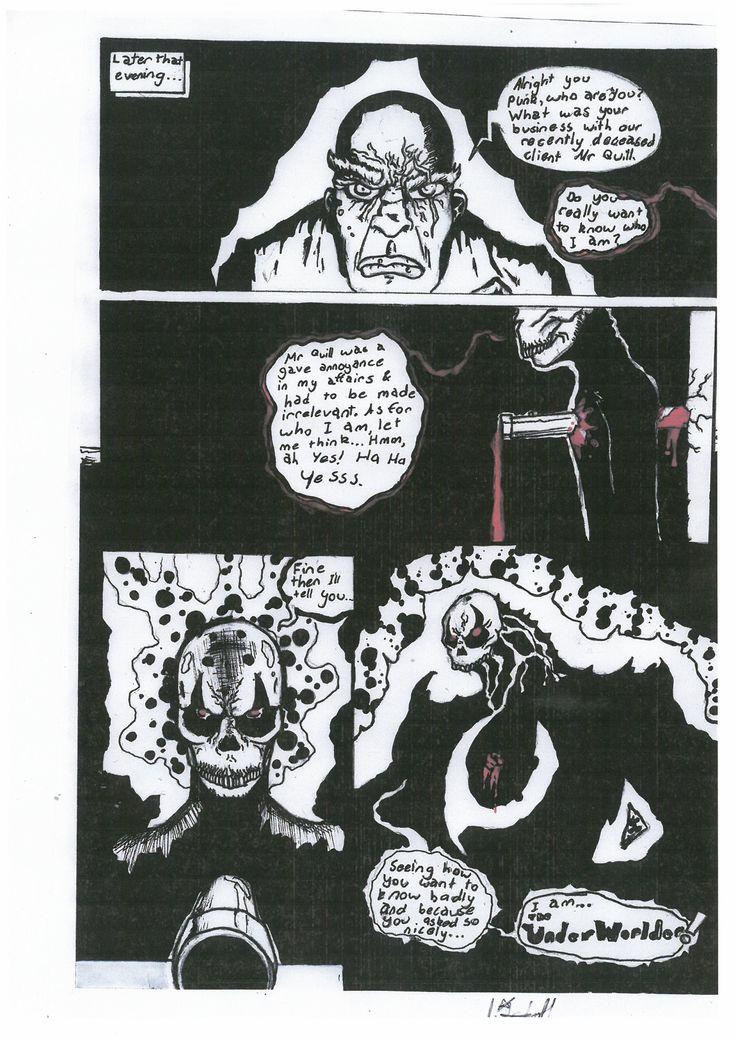 Mitchell H. - The Underworlder