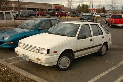 1987 Hyundai Excel GL