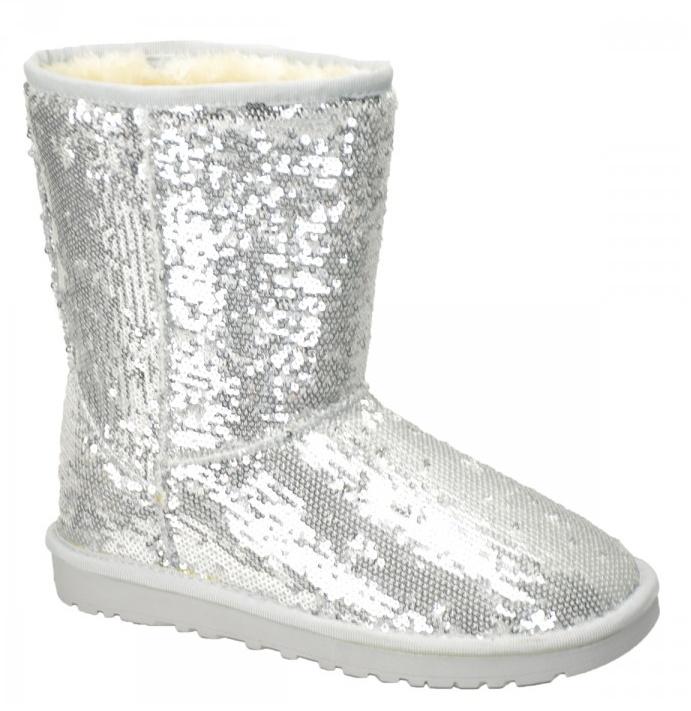Glitzer Glitzer - H122 Snowboots http://www.osco-shop.de/stiefel/282/osco-h122-stiefel-snowboots  #snowboots, #boots, #stiefel