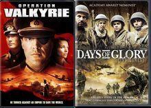 Operation Valkyrie/Days of Glory [DVD]